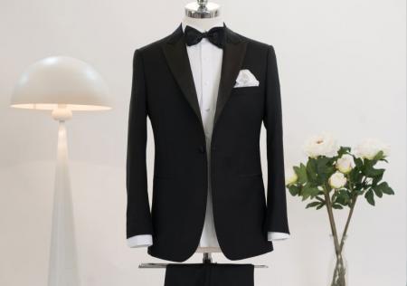 Hãy là quý ông mặc đẹp nhất trong lễ cưới của mình