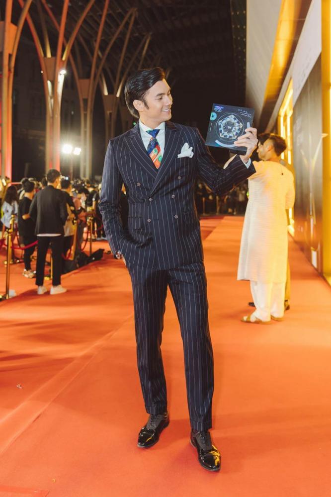 Diễn viên Nhan Phúc Vinh tham dự Gala WeChoice 2020